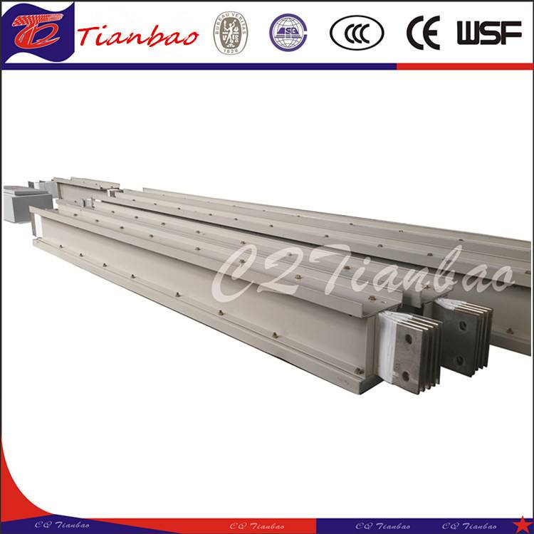 Low Voltage Sandwich Busway Aluminum Busbar Trunking