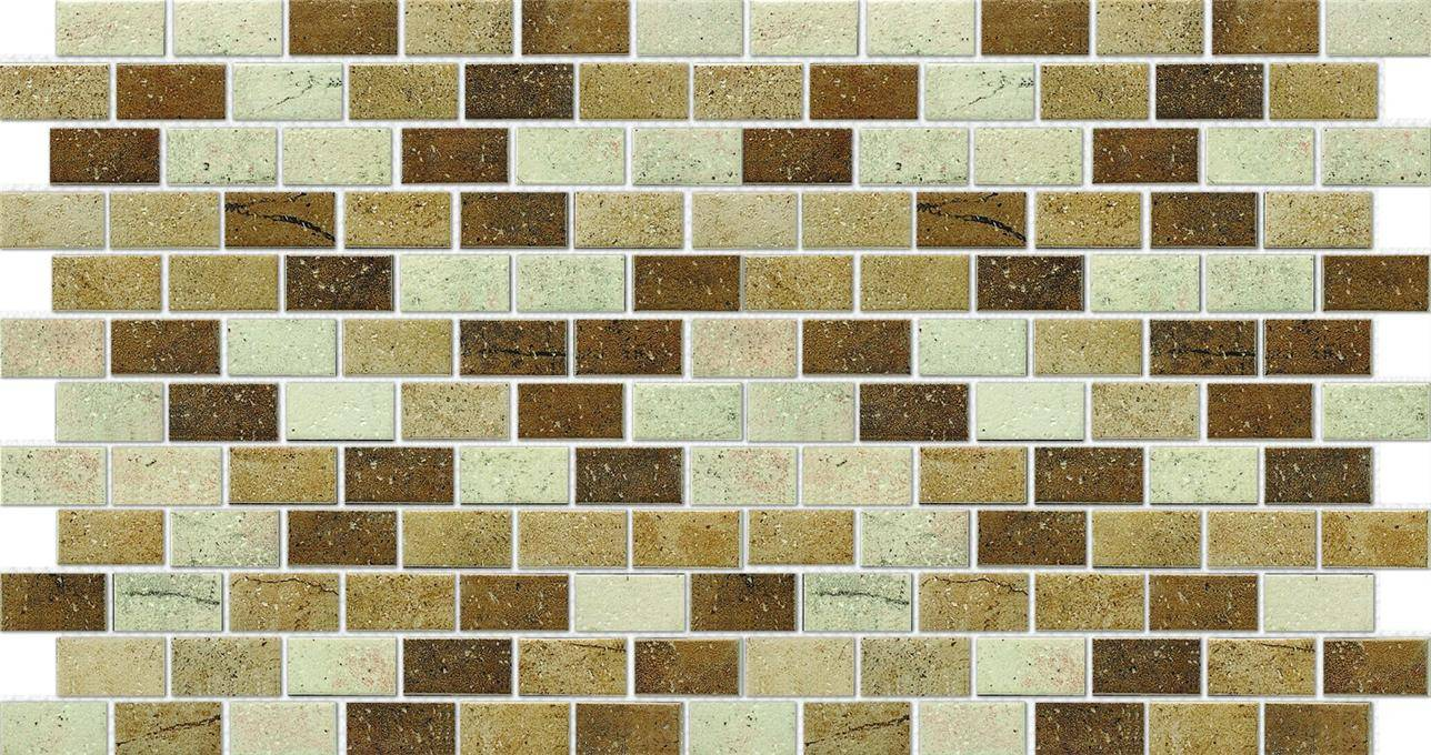 23X48MM Rustic porcelain mosaics