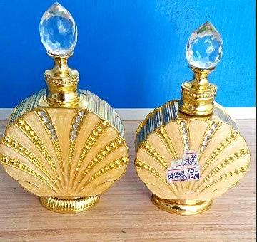 Perfume bottles, metal perfume bottles, metal oil bottles, Alloy