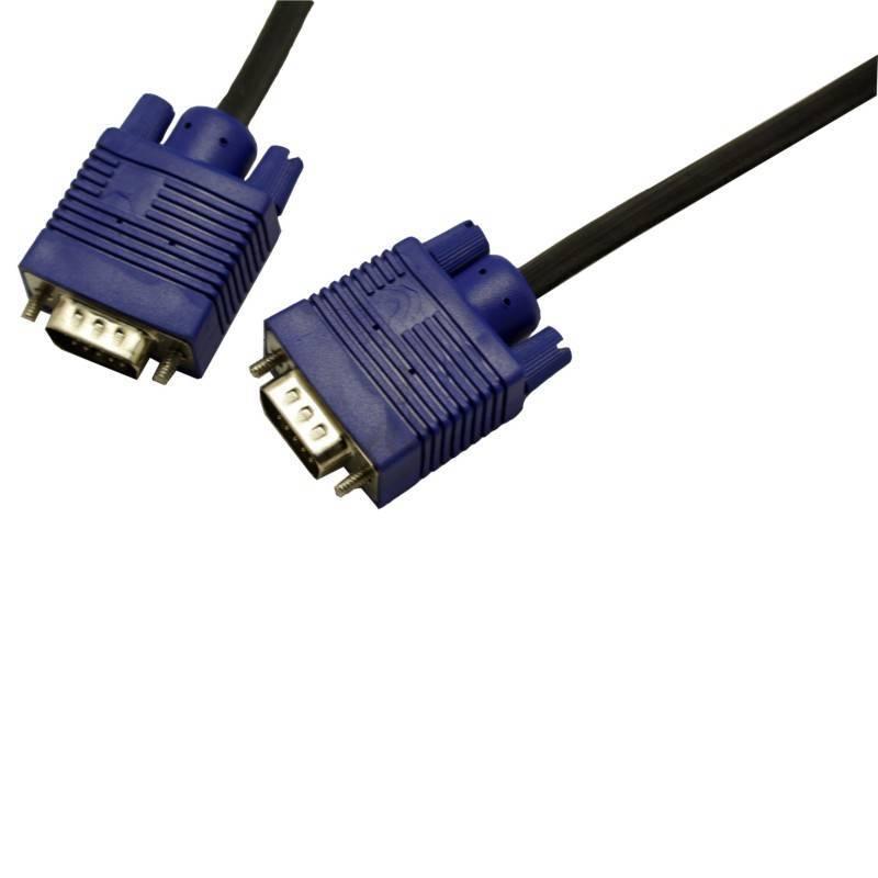 VGA Cable/VGA to VGA Cable/VGA Male to VGA Female Cable