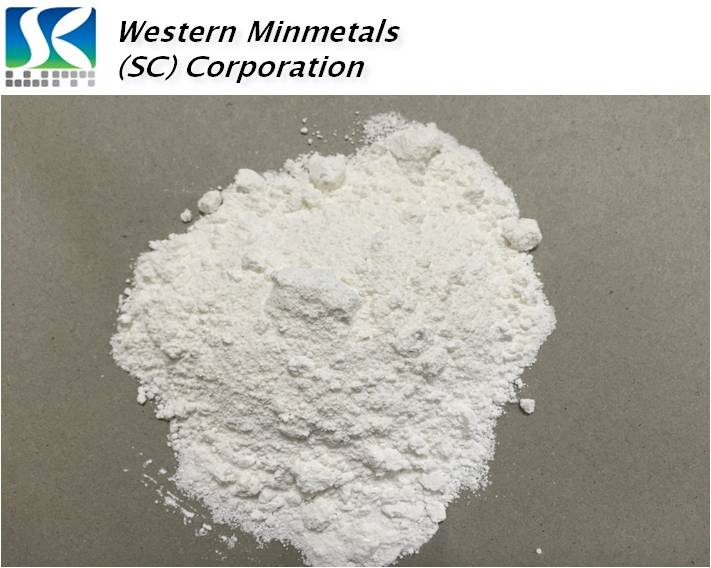 Lutetium Oxide at Western Minmetals