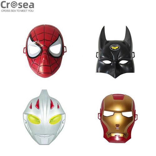 Customized Spiderman LED Mask Cartoon Face Mask