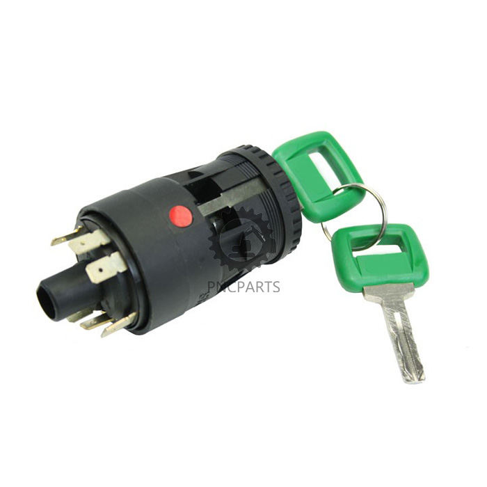 Volvo A30D VOE15082295 15082295 New OEM Ignition Starter Switch