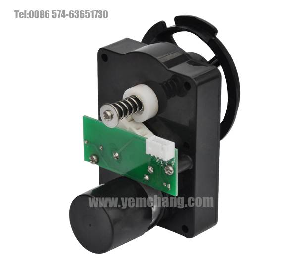 vending machine gear motor, gear boxes YC-VWDH100T909CC