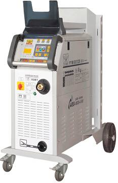 Energy Efficient Digital IGBT Invertr Pulsed MIG Welders  FYMIG5320