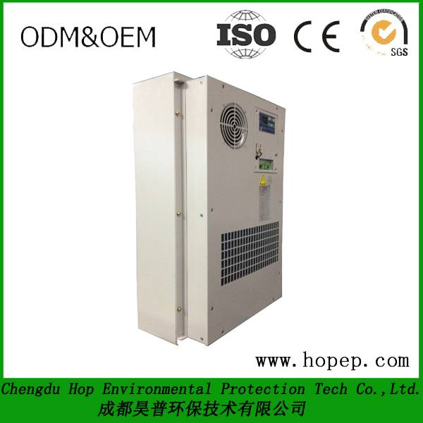 1500w outdoor telecom/battery/lab/museum/cellar electric cabinet wall-mounted air conditioner