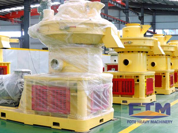 Straw Pellet Mill/New Type Straw Pellet Mill/Straw Pellet Mill