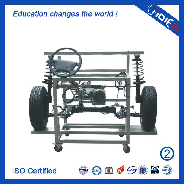 Power Steering System Training Set,Car Drving Model Trainer Kit,Vocational Education Automotive Anal