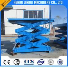 Hydraulic Fixed Scissor Lift Table 300/500/1000kg SJY