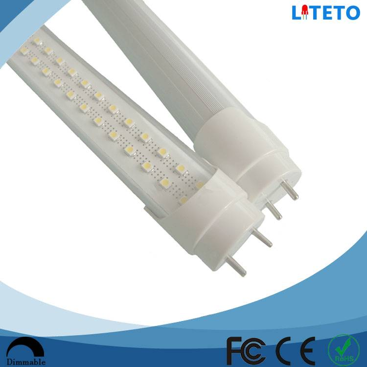 Single-ended  driver CE approved 24w 1500mm LED T8 Tube Light