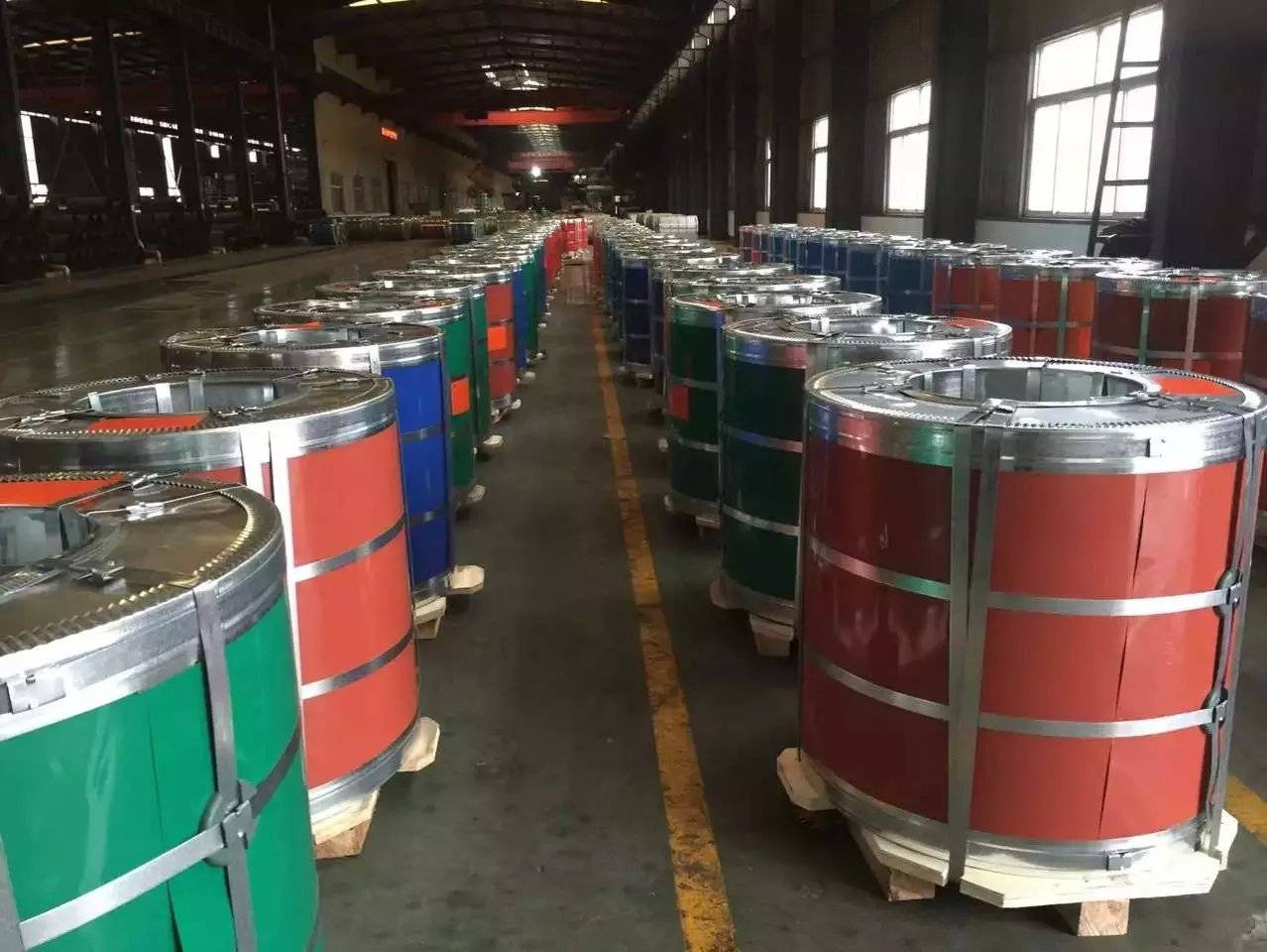 0.13mm~1.50mm galvalume steel coil