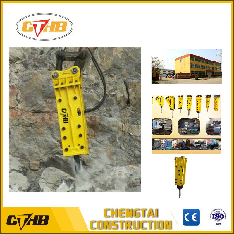 SB30 53mm chisel diameter top open type hydraulic breaker hammer jack hammer
