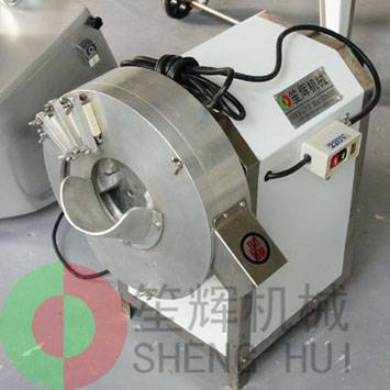 High-speed shredded and slicing ginger cutter