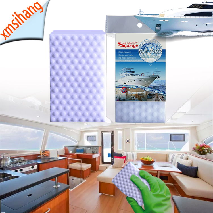 Innovative Products 2021 Boat Yacht Cleaning Melamine Eraser Sponges