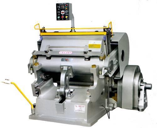 Die cutting & Creasing Machine