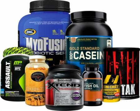 MuscleTech Hydroxycut Hardcore Next Gen/ Allmax Nutrition Isoflex/ CytoSport /Muscletech Creator
