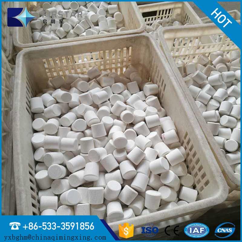 Alumina Oxide Impact Protective Ceramic Cone/Zibo Factory manufacture