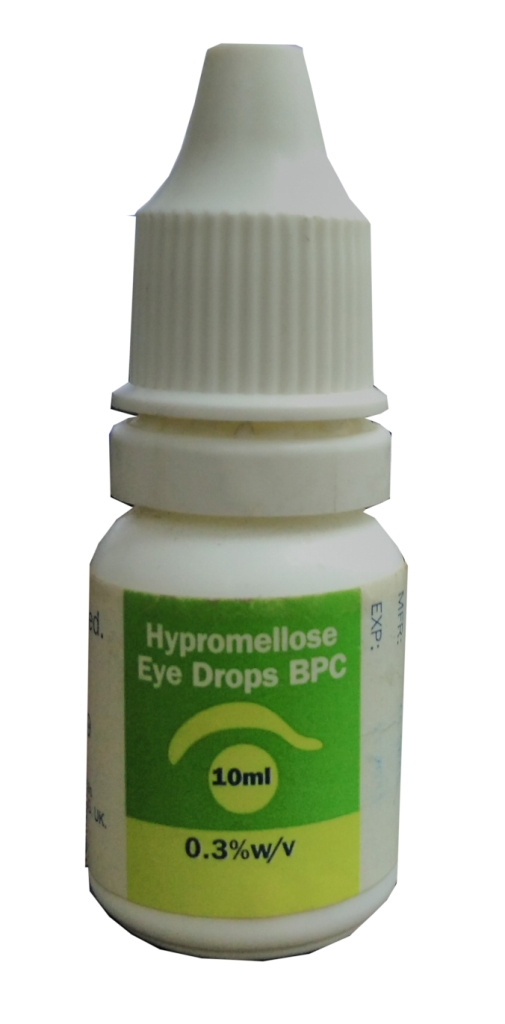 Hypromellose Eye Drops 0.3%