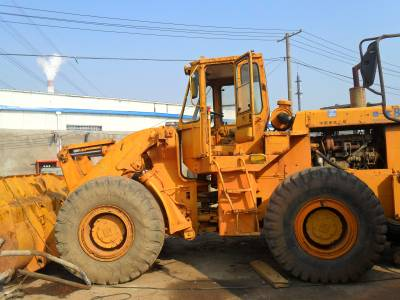 USED KAWASAKI 85Z-1 LOADER FOR SALE