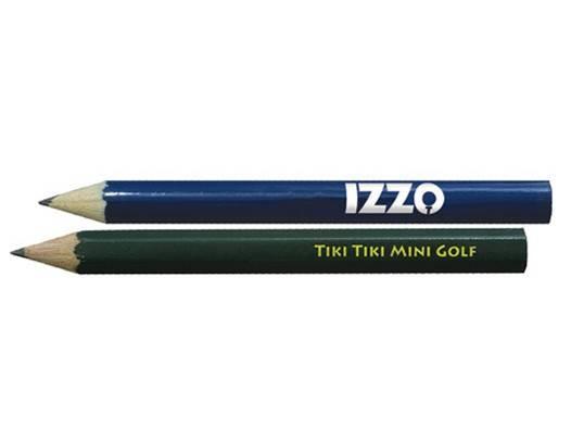 "Round Golf Pencils 3.5"" HB Lead Pencil"