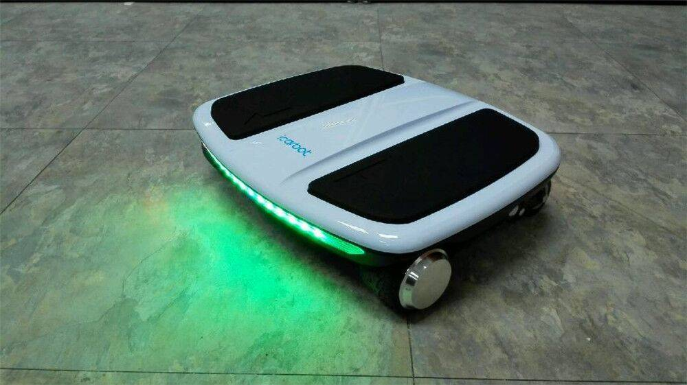 Icarbot, WalkCar, Four Wheel Scooter, New Design 2016