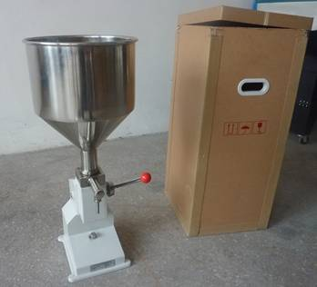 A03 manual filling machine