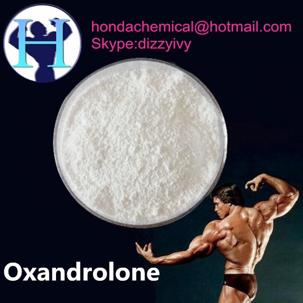 99% Anabolic Steroids Powder Anavar Oxandrolone female steroid Muscle building Cas53-39-4