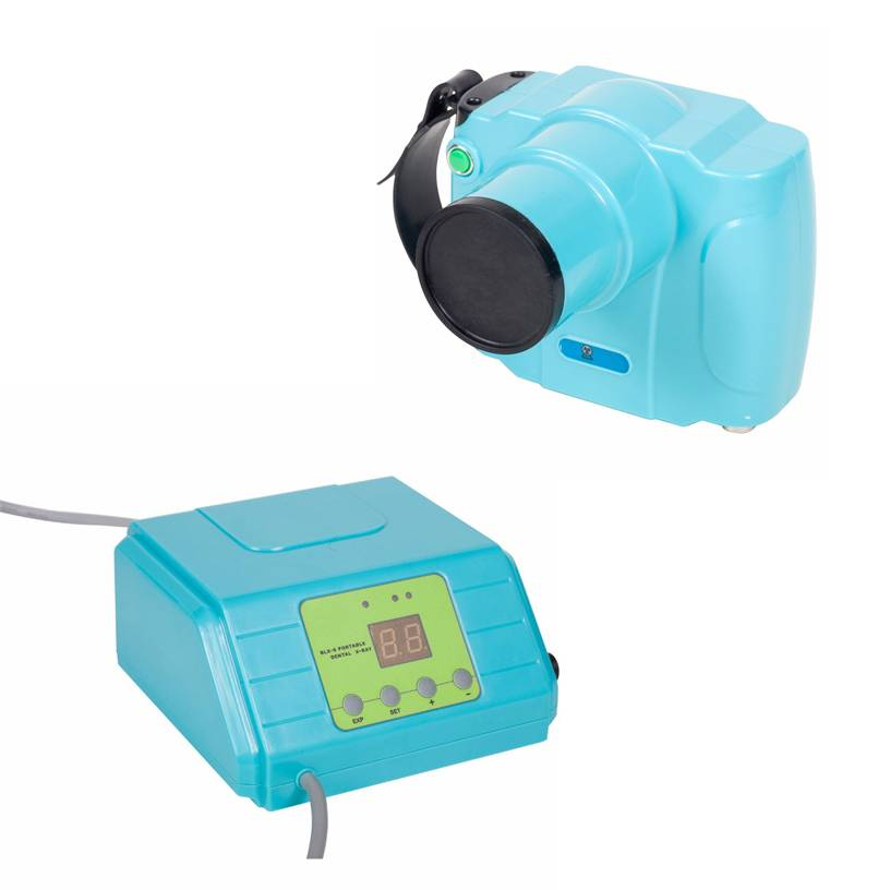"""Green X-ray Machine"" Style Digital Portable Dental x ray with Best Quality"
