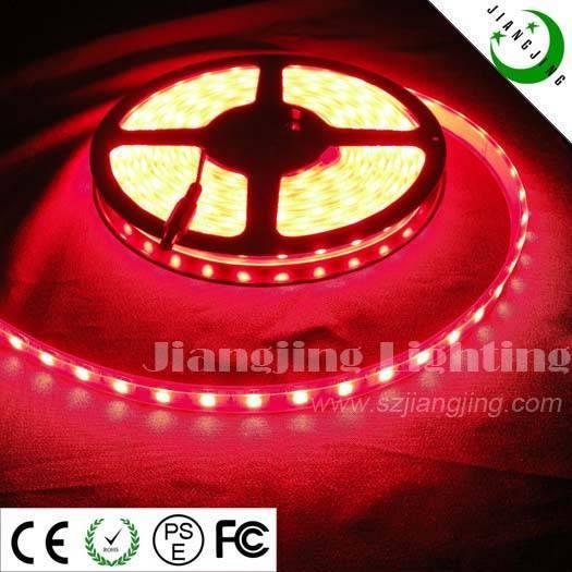60LED/Meter--Red SMD5050 Flexible LED Strip