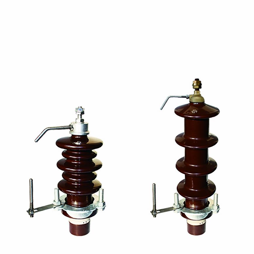 30NF DIN Standard 3150KV Transformer Ceramic Bushing Insulator