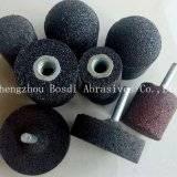 30x30x6mm resin bonded CBN grinding wheel for internal grinding