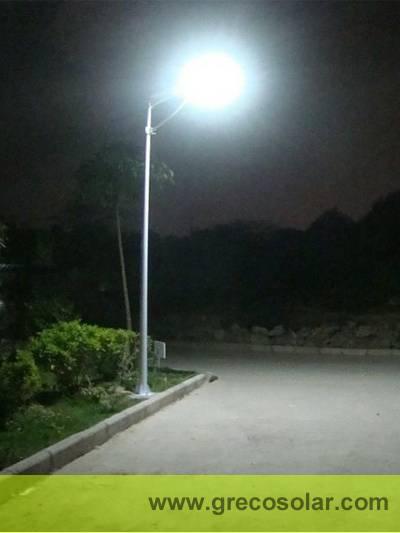 Solar LED Integrated