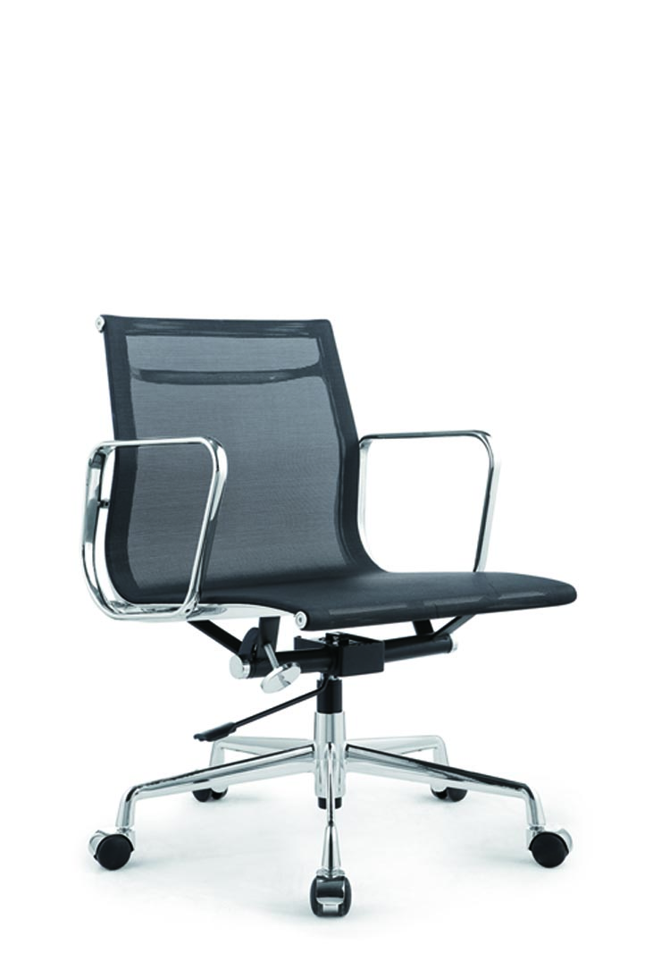 Eames aluminum office mesh chair