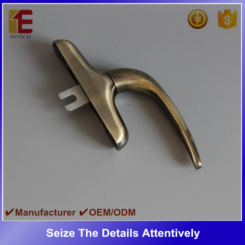 Custom-made Aluminum and PVC Window Accessories Casement Handle
