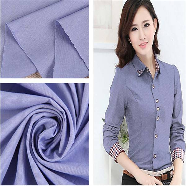 100% cotton fabric for shirt or cotton shirting fabric