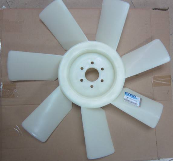 Komatsu Engine Parts Fan - GUANGZHOU KCC-DIESEL PARTS