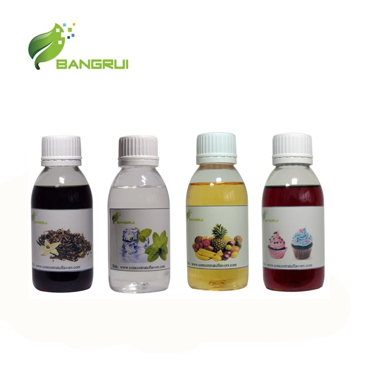 Concentrate Flavors for DIY E-Liquid