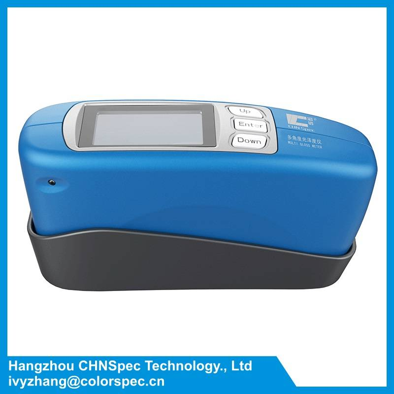 Handheld Three Angles 20 60 85 Digital Gloss Meter