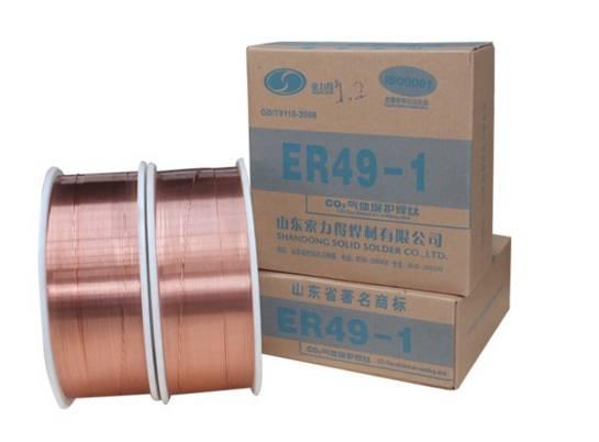 ER49-1 CO2 Gas Shielded Welding Wire