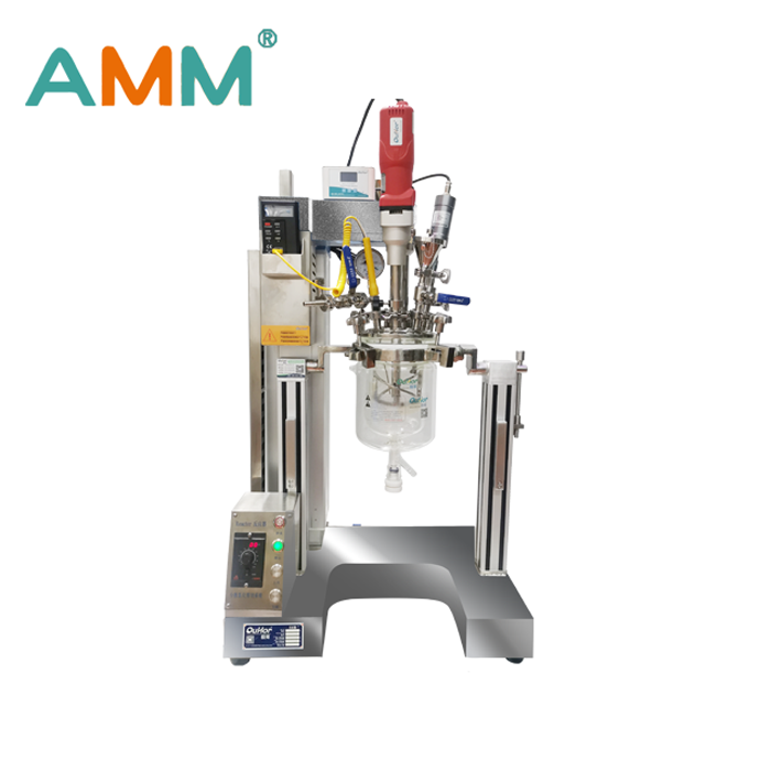 AMM-5S LAB VACUUM REACTOR