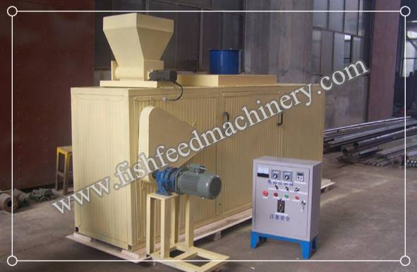 Fish Feed Dryer 300-400kg/h FY-500