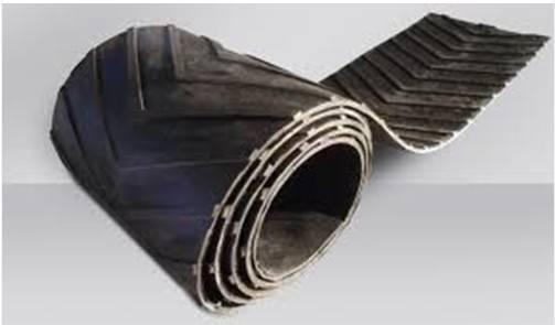 rubber conveyor belt(ST630-ST7500)