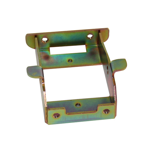 zinc plating distribution cabinet component