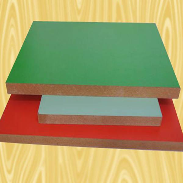 melamine mdf with high quality sample free