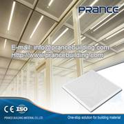 Foshan manufacturer lay in aluminum ceiling tile