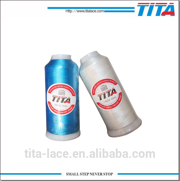 High Quality 100% Polyester Machine Embroidery Thread