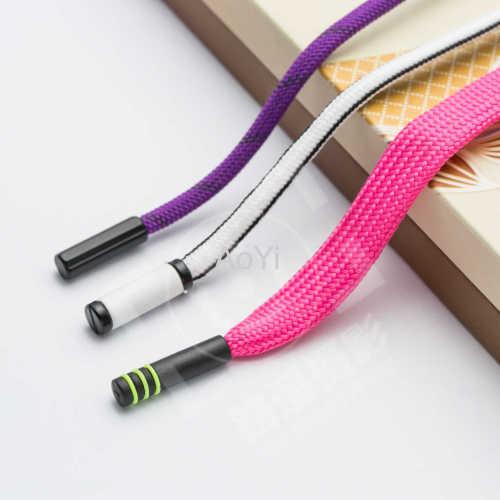 Cotton Nylon drawcord for Garment
