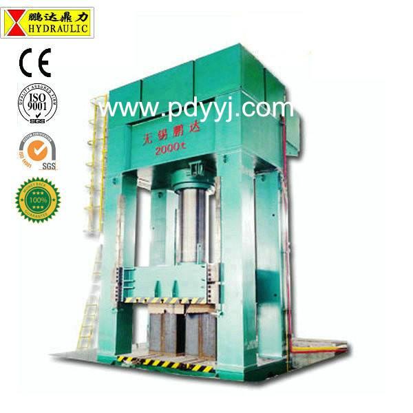 Pengda perfectly textured hydraulic press