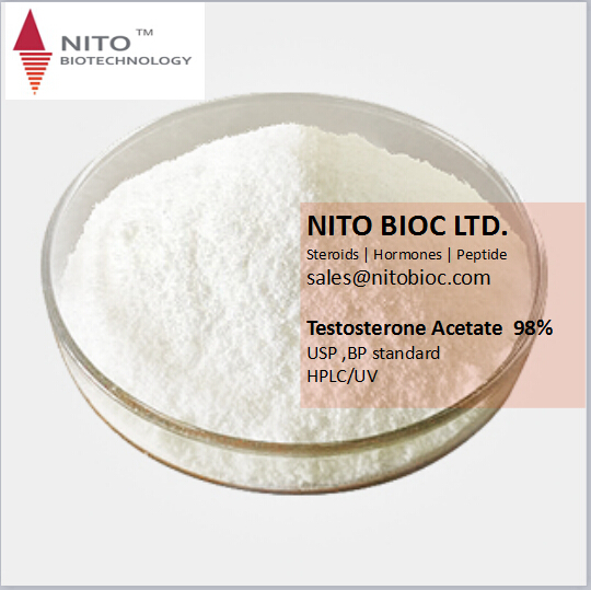Nito Steroids Epiandrosterone for Bodybuilding factory quality control