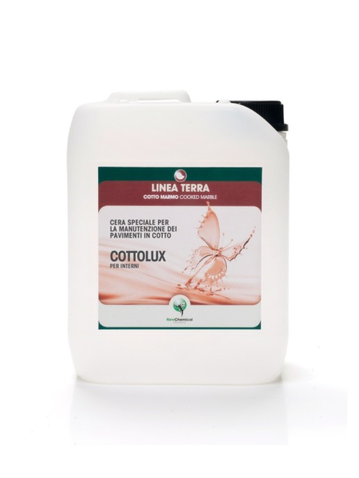 SPECIAL WAX FOR THE MAINTENANCE OF COTTO FLOORS FOR INTERIORS